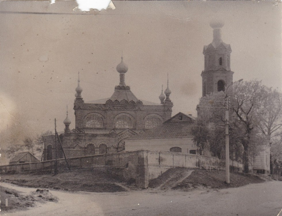 Церковь Михаила Архангела, Ахтырка