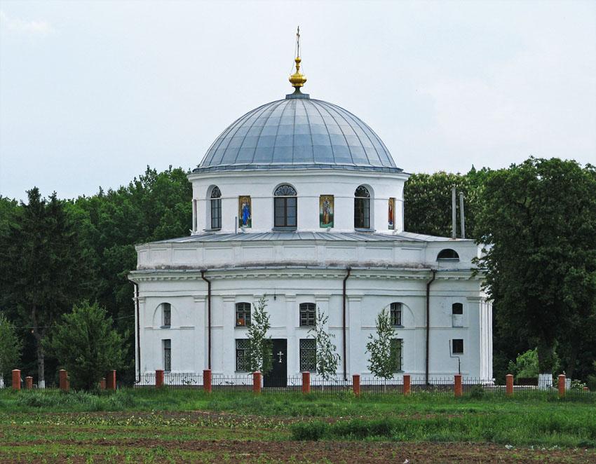 Церковь Николая Чудотворца-Диканька-Диканьский район-Украина, Полтавская область
