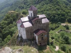 Монастырь в карачаевске св георгия