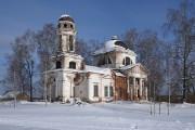 Борисовское. Казанской иконы Божией Матери, церковь