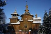 Церковь Серафима Саровского - Тимохово - Одинцовский район, г. Звенигород - Московская область