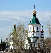 Церковь Даниила Ачинского - Красноярск - г. Красноярск - Красноярский край