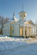 Церковь Покрова Пресвятой Богородицы - Покровское - Грязовецкий район - Вологодская область