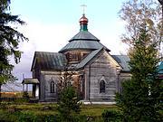 Церковь Зосимы и Савватия - Троицкое - Воскресенский район - Нижегородская область