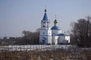 Церковь Богоявления Господня - Семёновское - Раменский район - Московская область