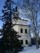 Церковь Спаса Всемилостивого на Боровине - Боровина - Верховажский район - Вологодская область