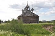 Церковь Спаса Преображения -  - Приморский район и г. Новодвинск - Архангельская область
