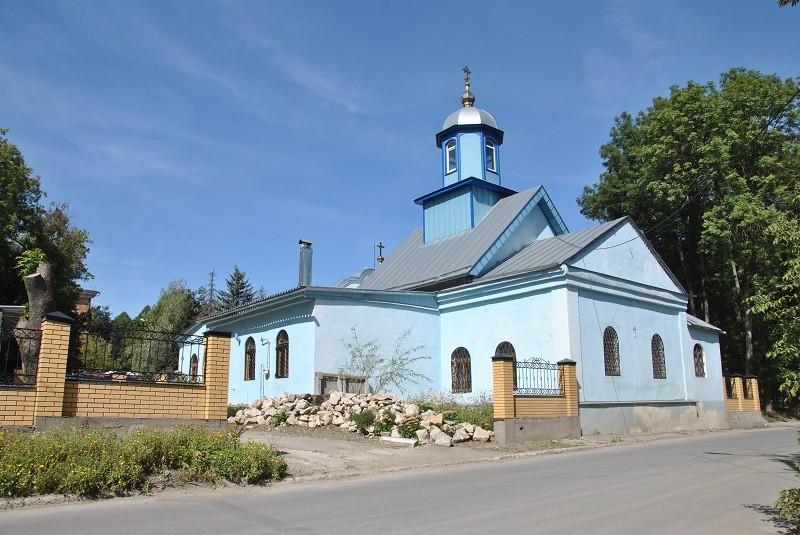 Церковь Державной иконы Божией Матери, Тула
