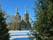 Стрельцы. Сергия Радонежского, церковь