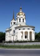 Ростов-на-Дону. Иоанна Кронштадтского при РГУПС, церковь