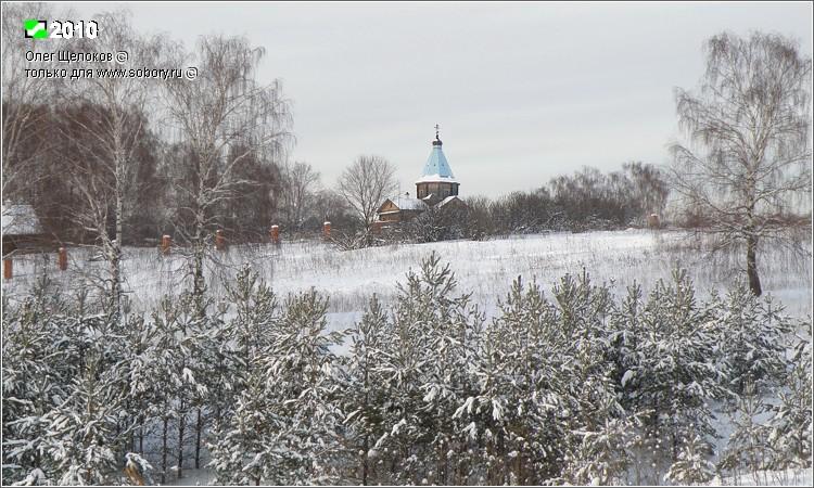 Покровский на Колпи скит Троицкой Сергиевой Лавры, Матвеевка