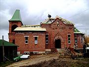 Церковь Воздвижения Креста Господня в Дашково-Песочне - Рязань - г. Рязань - Рязанская область