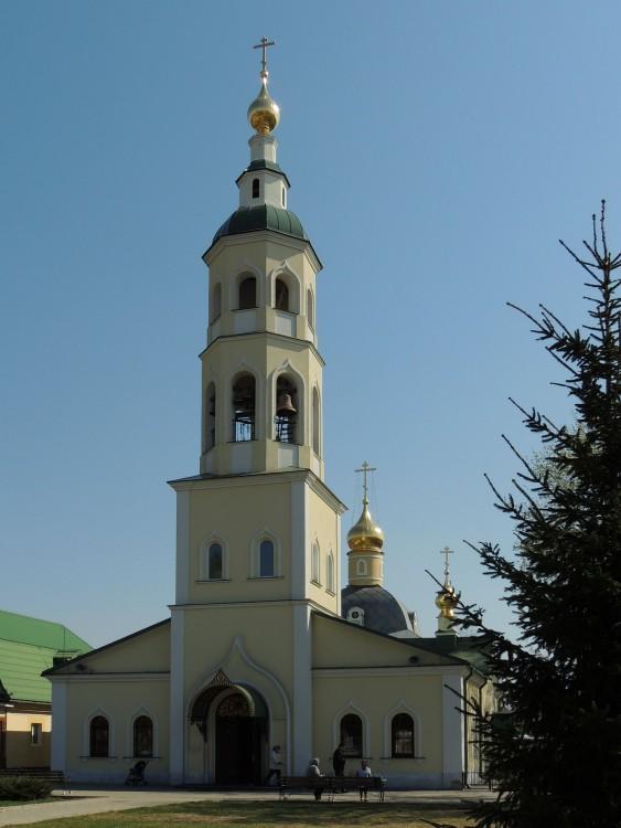 Церковь Николая Чудотворца-Володарский-Ленинский район-Московская область