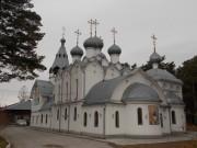 Новосибирск. Николая Чудотворца, церковь