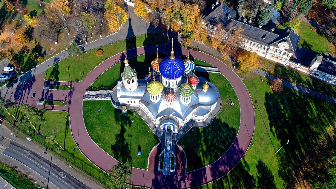 Церковь Игоря Черниговского в Переделкине, Москва