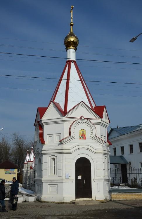 Екатерины собор. Входная часовня ограды, Судогда