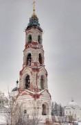 Николо-Берлюковская пустынь. Колокольня - Авдотьино - Ногинский район - Московская область