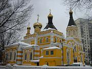 Церковь Покрова Пресвятой Богородицы на Соломенке - Киев - г. Киев - Украина, Киевская область