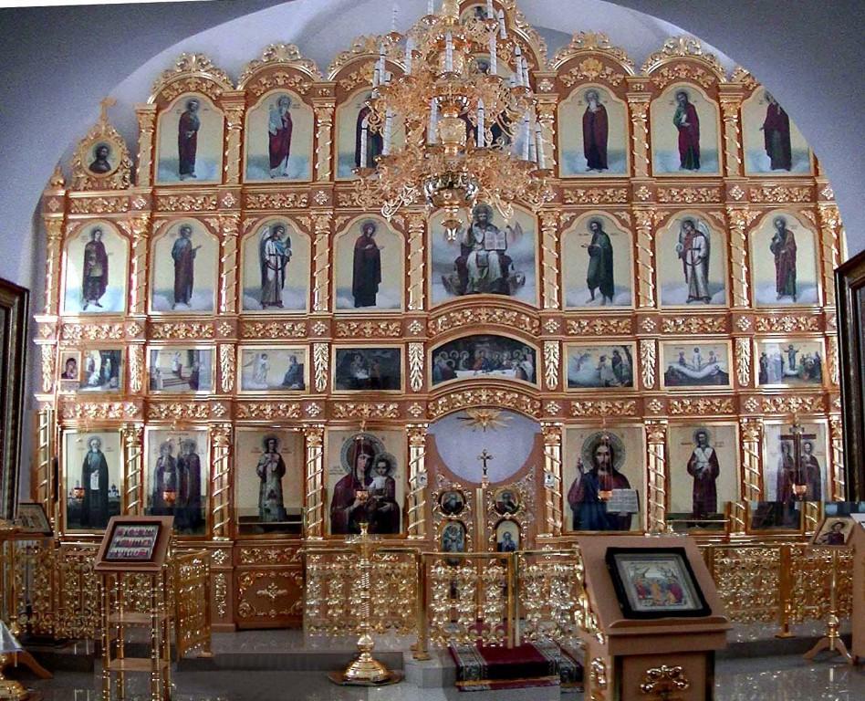 Церковь Константина и Елены, Новое Гришино