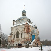 Церковь Георгия Победоносца - Матвеево - Спировский район - Тверская область