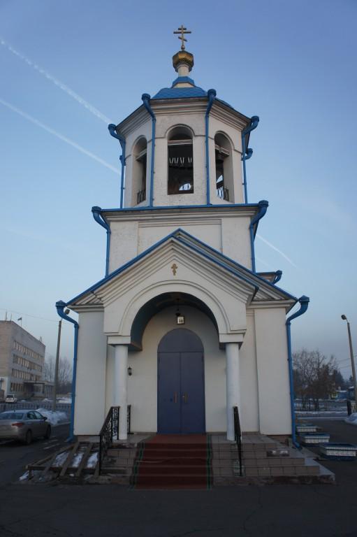 Церковь Введения во храм Пресвятой Богородицы, Берёзовка