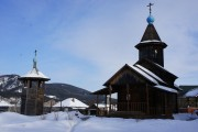 Церковь Иннокентия, епископа Иркутского - Овсянка - г. Дивногорск - Красноярский край