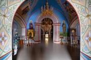 Николо-Пешношский монастырь. Собор Николая Чудотворца - Луговой - Дмитровский район - Московская область