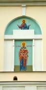 Луговой. Николо-Пешношский монастырь. Церковь Сретения Господня в трапезном корпусе