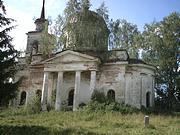 Церковь Спаса Нерукотворного Образа - Дубровка - Спировский район - Тверская область