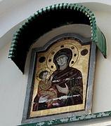 Лукино. Крестовоздвиженский Иерусалимский монастырь. Церковь Иерусалимской иконы Божией Матери