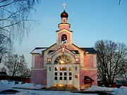 Лукино. Крестовоздвиженский Иерусалимский монастырь. Церковь Воздвижения Креста Господня