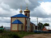 Церковь Андрея Первозванного - Борок - Нижнекамский район - Республика Татарстан