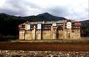 Иверский монастырь на горе Афон - Афон (Ἀθως) - Айон-Орос (Άγιον Όρος) - Греция
