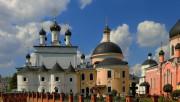 Новый Быт. Вознесенская Давидова Пустынь. Церковь Николая Чудотворца