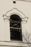 Семёновское (Бородинского с/о). Спасо-Бородинский монастырь. Колокольня