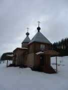 Церковь Параскевы Пятницы на Святом источнике - Тихменево - Кузнецкий район - Пензенская область