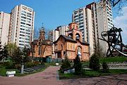 Церковь Феодосия Черниговского - Киев - г. Киев - Украина, Киевская область