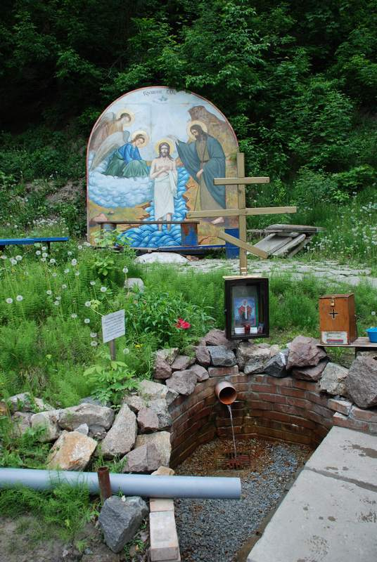 Киев.Церковь Николая Чудотворца бывш. Иорданского монастыря