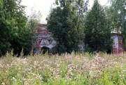 Церковь Николая Чудотворца - Глотово, урочище - Юрьев-Польский район - Владимирская область