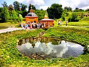 Часовня Владимира равноапостольного - Сартаково - Богородский район - Нижегородская область