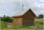 Часовня Николая Чудотворца (над святым источником) - Санино - Суздальский район - Владимирская область