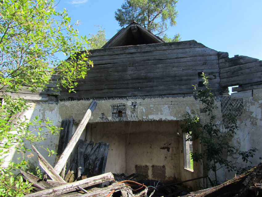 Церковь Иоанна Богослова, Трофимовская