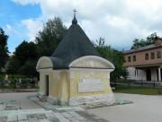 Старица. Старицкий Успенский мужской монастырь. Мавзолей-усыпальница И.Ф. Глебова