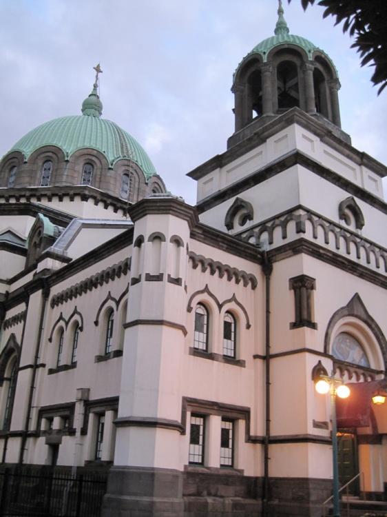 Кафедральный собор Воскресения Христова, Токио
