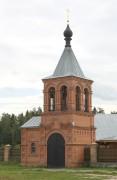 Придорожный. Богородице-Рождественский женский монастырь. Колокольня