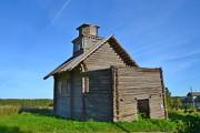 Часовня Власия - Никитинская - Вожегодский район - Вологодская область