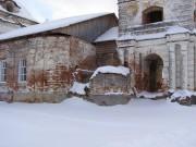 Церковь Троицы Живоначальной - Спас-Заборье - Островский район - Костромская область