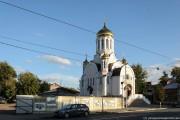 Самара. Державной иконы Божией Матери, церковь