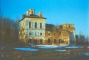 Церковь Троицы Живоначальной - Милюшино (Подъяблонный погост) - Рыбинский район - Ярославская область