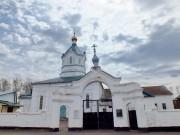 Месягутово. Пророко-Ильинский мужской монастырь